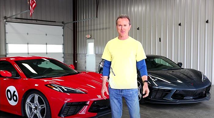 [VIDEO] NCM Motorsports Park Announces The Andy Pilgrim Driving Experience