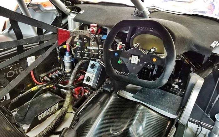 Corvettes for Sale: The Last Corvette Daytona Prototype Racecar