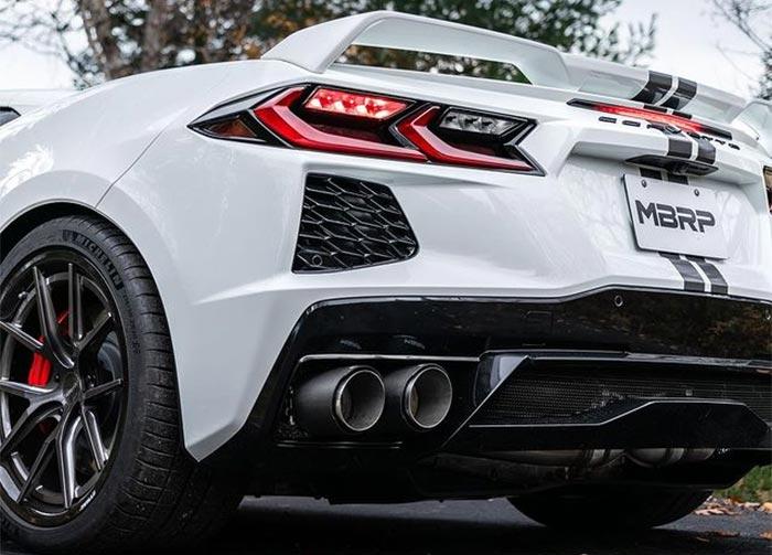 [VIDEO] MBRP Introduces Cat-Back Exhaust for the C8 Corvette