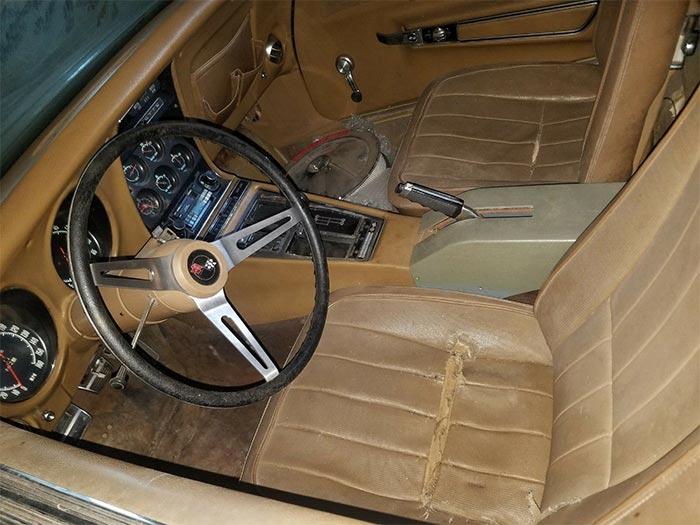 Corvettes for Sale: 1969 Corvette 427 Project