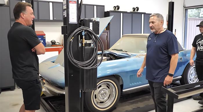 [VIDEO] Dennis Collins Snags Two One-Owner Corvettes With Great Backstories
