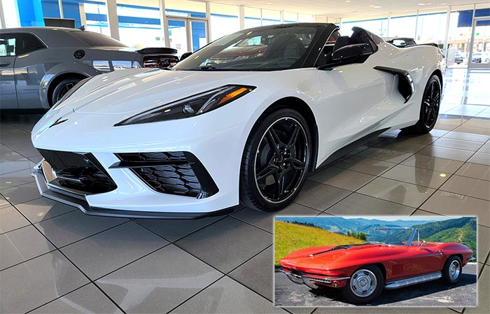 Choose The Corvette of Your Dreams and Get Double Entries!