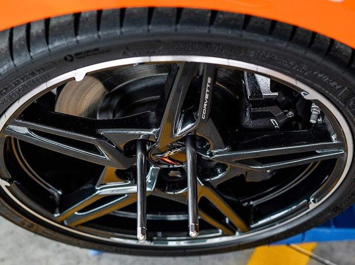 C7 & C8 Corvette Wheel Stud Extenders