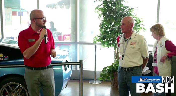 [VIDEO] Couple Donates Third Corvette to NCM, a 1998 Coupe That Honors Dale Earnhardt
