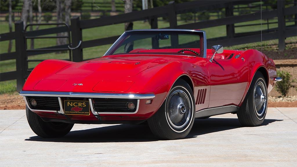 1968 Corvette Convertible 427/435