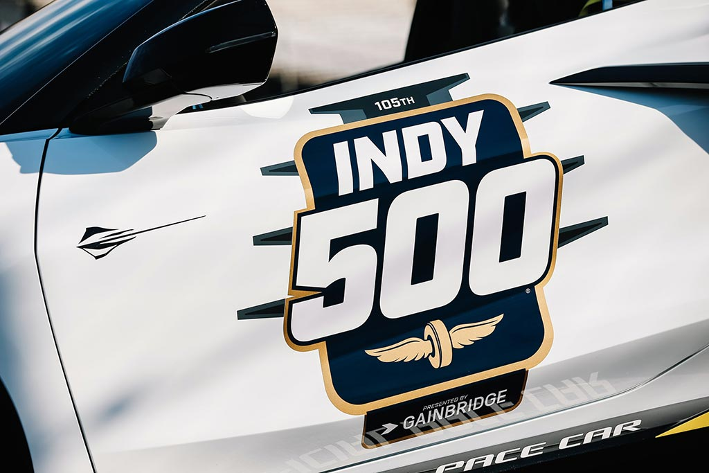 [PICS] 2021 Corvette Convertible to Pace the 105th Indianapolis 500