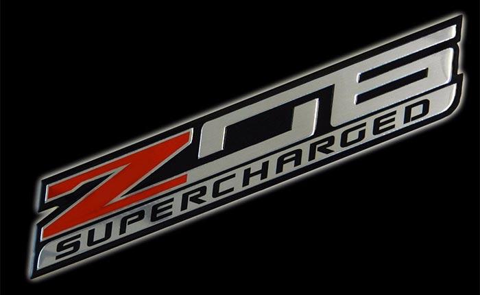 C7 Corvette Z06 Logo