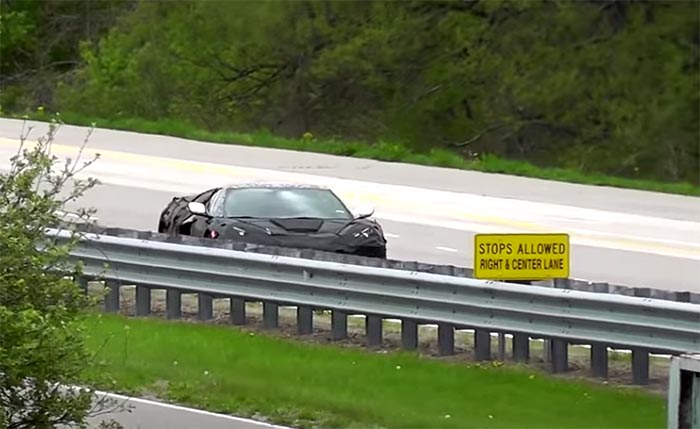 [VIDEO] Using Math to Compute a 2.49 sec 0-60 MPH Time for the C8 Corvette Z06