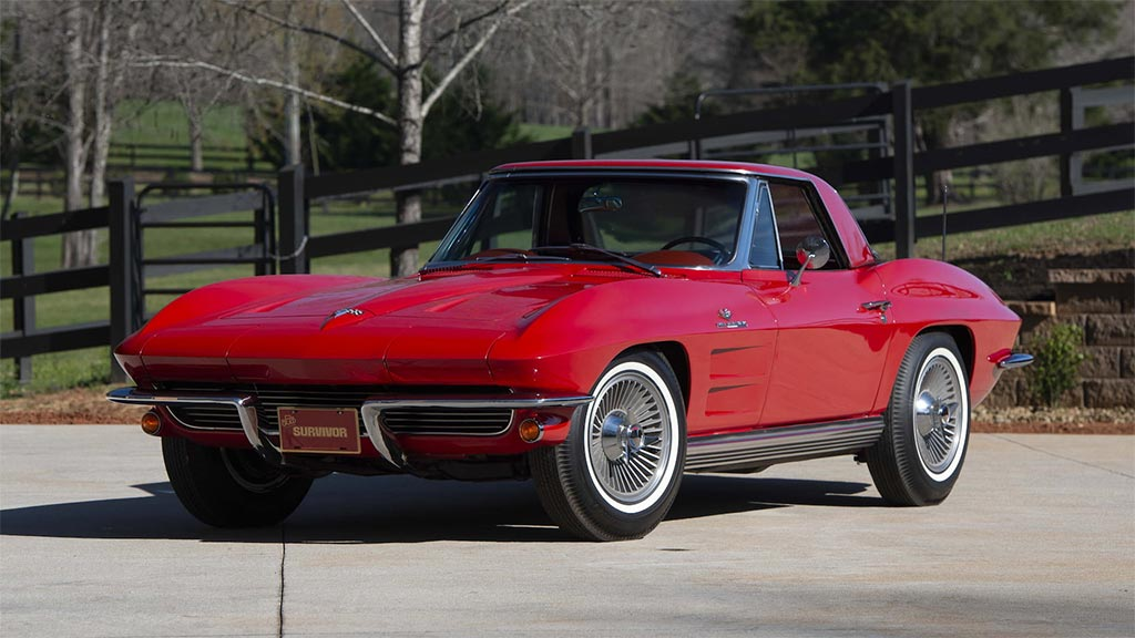 1964 Corvette Convertible Fuelie