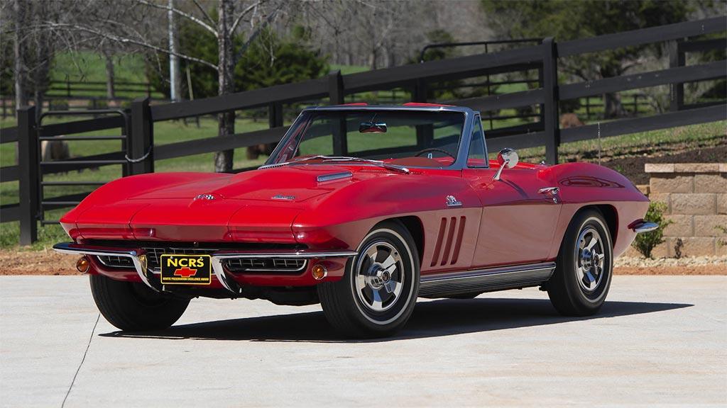1966 Corvette Convertible 427/390