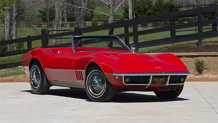 A Collection of Red Classic Corvette Convertibles to be Offered at Mecum's Indy Sale
