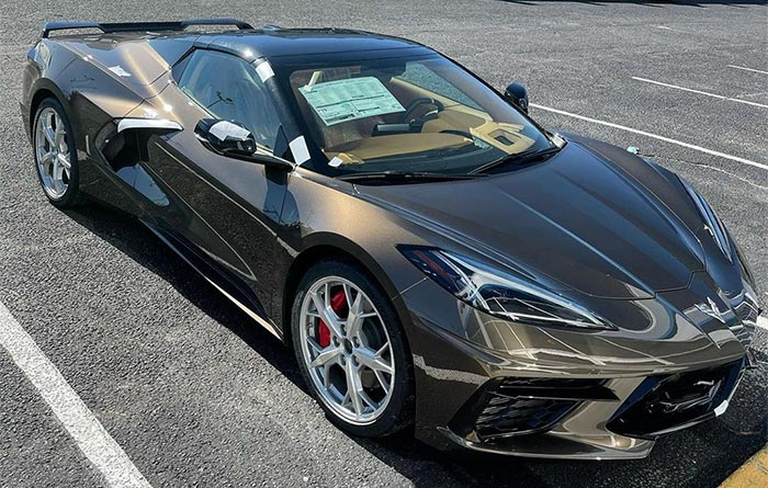 The Chevrolet Corvette Was the Fastest Selling Car During the Month of April 2021