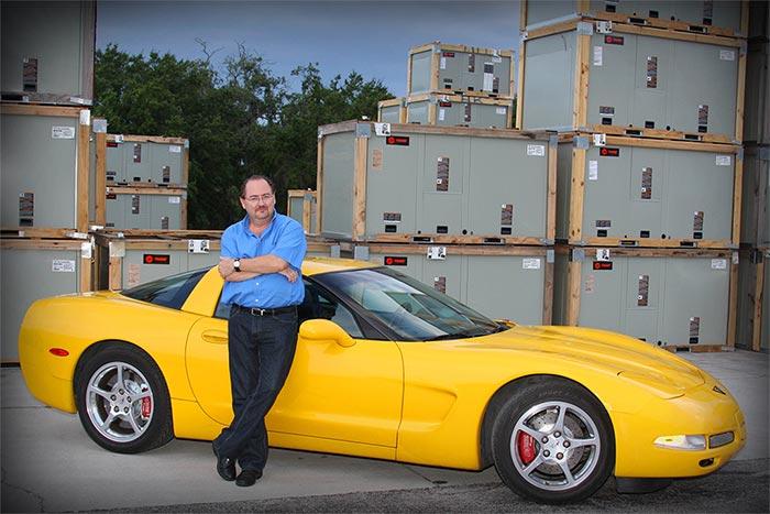 [PODCAST] Corvette Fever Magazine's Alan Colvin is on the Corvette Today Podcast