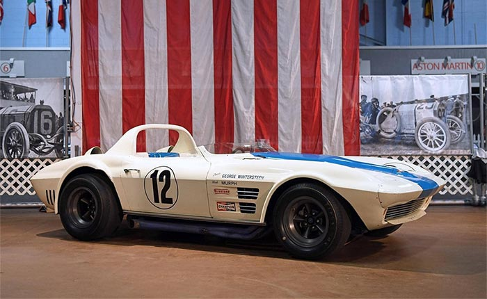 The Philadelphia Concours d'Elegance to Celebrate Corvette, 'America's Sportscar'
