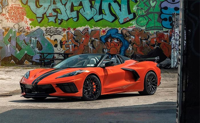 [VIDEO] C8 Corvette Stingray is Customized for New Owner in 15 Minutes