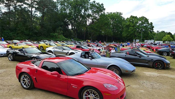 Corvettes on Woodward Charity Events are Taking Shape