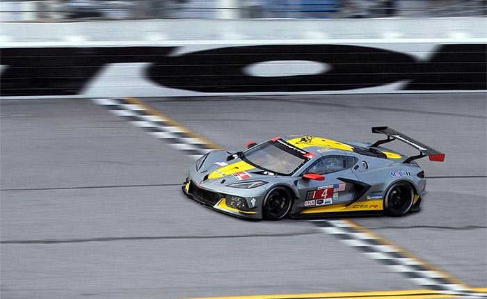 [VIDEO] Mobil 1 The Grid Profiles the Drivers of Corvette Racing
