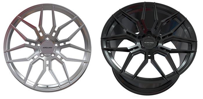 AEROLARRI Z06Z Wheels for the C8 Corvette Stingray