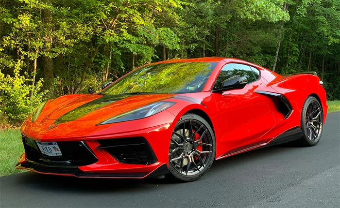 Here's a Special Offer on AEROLARRI's Z06Z Forged Wheels for the C8 Corvette Stingray