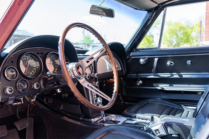 [VIDEO] This Unrestored 1967 Corvette 427/435 L71 For Sale Shows Just Under 29K Original Miles