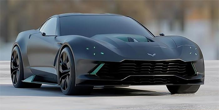 [PICS] Sharp C7 Corvette Renderings From An Unlikely Source