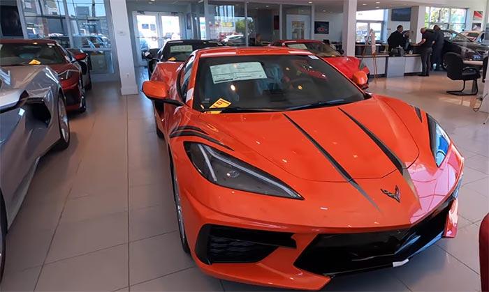 [VIDEO] Let's Go Window Shopping for a 2021 Corvette at Kerbeck Corvette