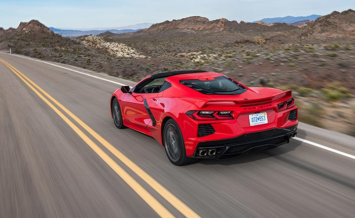 Putting a 2022 Corvette on the Road in Australia Just Got More Expensive