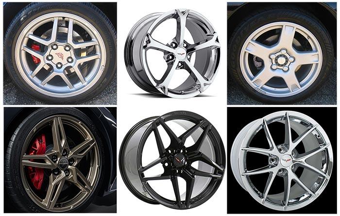 Corvette Trivia: How Well Do You Know Your Corvette Wheels?