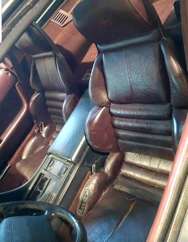 Corvettes on Craigslist: Barn Find 1993 40th Anniversary Corvette in Maine