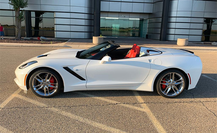 Pre-Owned Corvette Prices Up Significantly In the Last Year