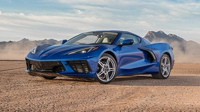 Saturday is the Deadline to Enter to Win This 2021 Corvette Stingray