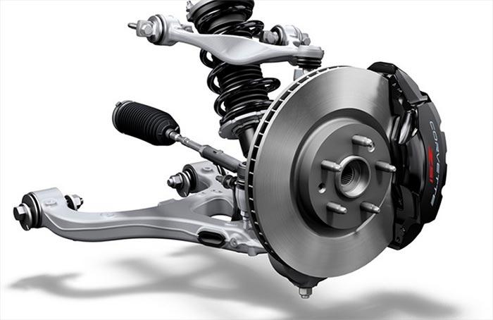 More C8 Corvette Braking System Tips from General Motors