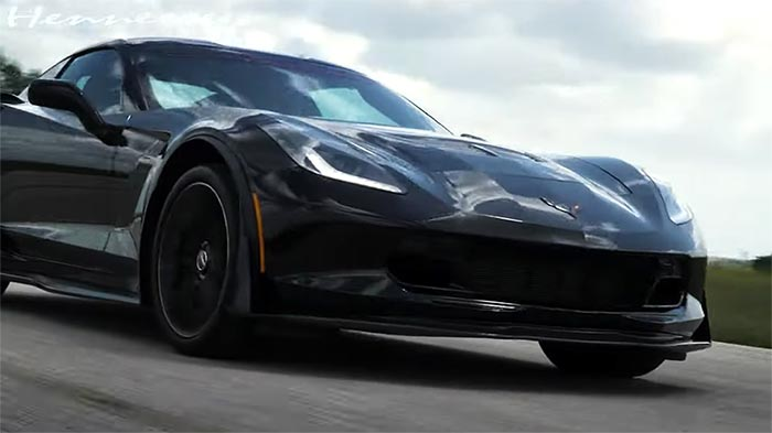 [VIDEO] Headphone Warning As This C7 Corvette Z06 Shows Off Its Hennessey HPE850 Upgrade