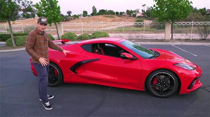 [VIDEO] Speed Phenom Shares Design Secrets of the Upcoming C8 Corvette ZORA