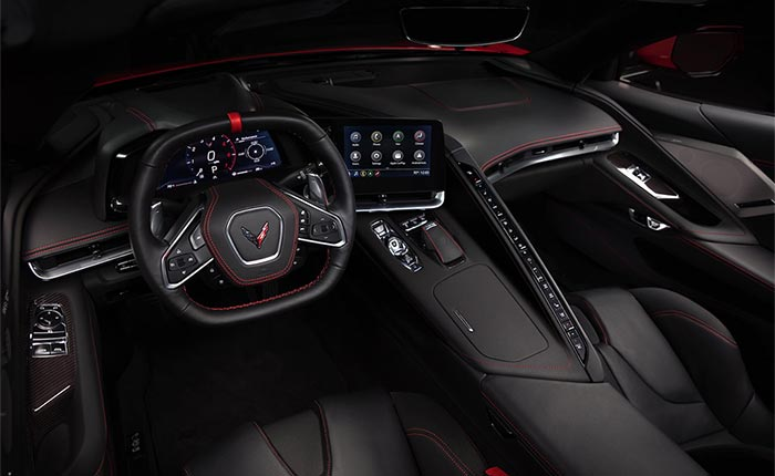 GM Recall for Airbag Malfunction Light Affects Multiple Vehicles Including the 2021 Corvette