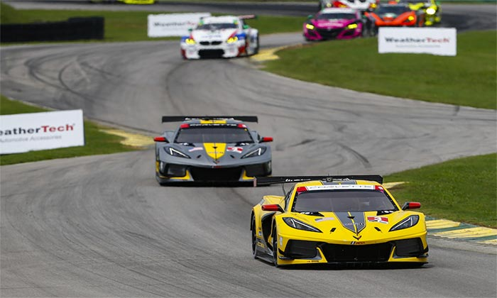 Corvette Racing Returns Home to Detroit for the Chevrolet Sports Car Classic at Belle Isle