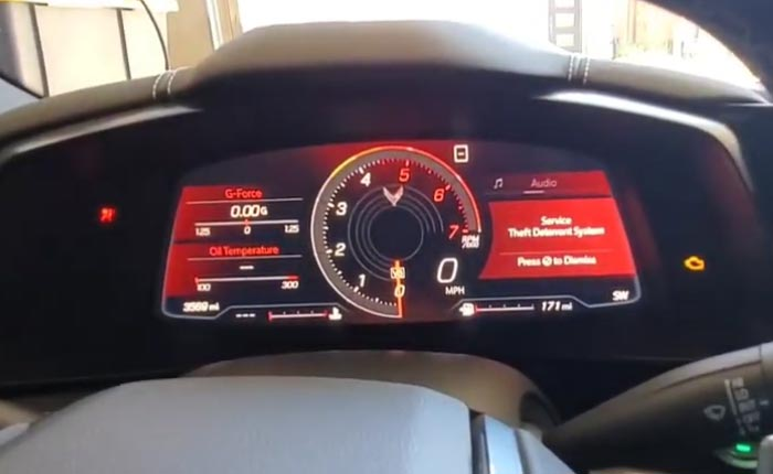 [VIDEO] Frustrated C8 Corvette Owner Shares PDR Video of a Chevy Tech Driving Over 100 MPH in his Car