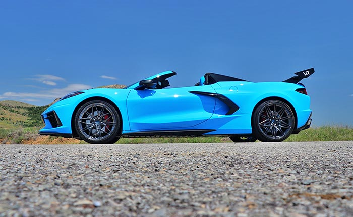 AEROLARRI Introduces the TeraLaunch Forged Wheel for the C8 Corvette with Sets Starting at $1,988