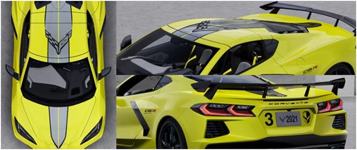2022 Corvette IMSA GTLM Championship C8.R