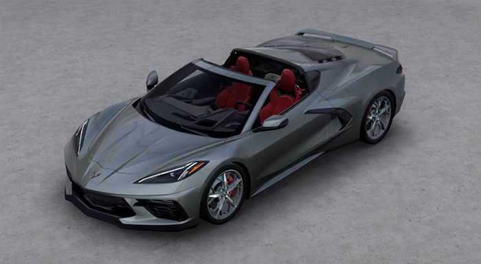 The 2022 Corvette Visualizer is Now Live