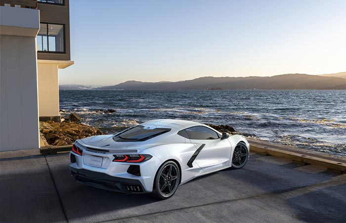 Chevrolet Offers New Options, Enhancements and a Higher Price for the 2022 Corvette Stingray