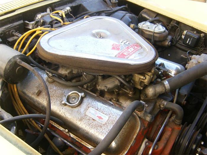 Corvettes for Sale: 1968 Corvette 427/435 Offered at No Reserve