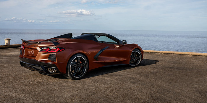 [PICS] Chevrolet Shares New Photoshops of the Three New Colors for the 2022 Corvette