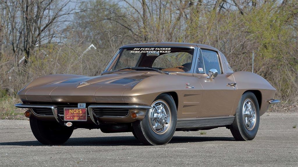 1963 Corvette Z06/N03 Split Window Coupe