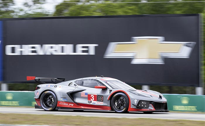 GM Still Working Out Details for 2023's Corvette Racing Program