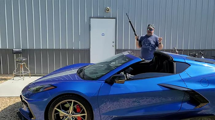 [VIDEO] Where to Carry a Firearm in a C8 Corvette