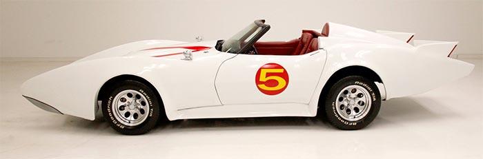 Corvettes for Sale: 1979 Speed Racer Custom