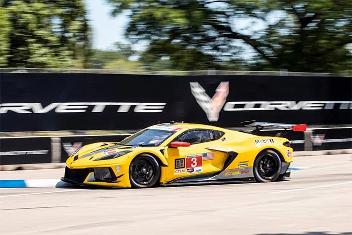 Corvette Racing at Detroit: Milner, Tandy Win Battle of Corvette C8.Rs at Belle Isle