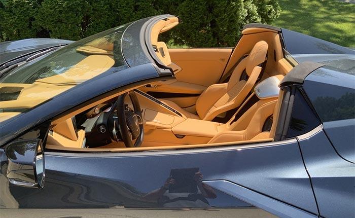 [RIDES] LANZ06 Receives a Surprise 2021 Corvette Stingray Convertible