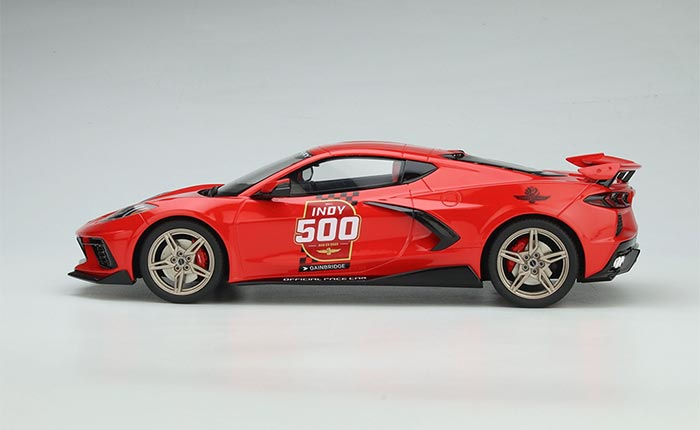 Franklin Mint Accepting Preorders on 1:18 scale 2020 Corvette Pace Car